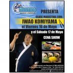 <p>Iwao - Afiche para Bistró de Mar<p>
