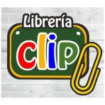 """<p>""""Librería Clip"""" -  Diseño y desarrollo de logotipo<p>"""