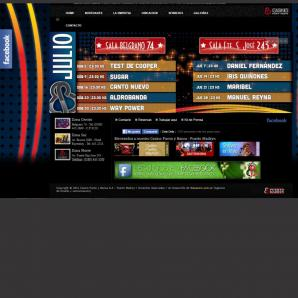 <p><a href='http://www.casinospuertomadryn.com.ar'>www.casinospuertomadryn.com.ar</a></p><p>- Diseño web, implementación CMS: <strong>Wordpress</strong> / Web Hosting