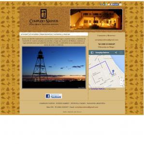 <p><a href='http://www.complejonativos.com.ar'>www.complejonativos.com.ar</a></p>Diseño web/  Web Hosting/ Posicionamiento