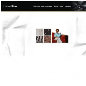 <p><a href='http://www.raquelfliess.com.ar'>www.raquelfliess.com.ar</a></p>Diseño web/  Web Hosting