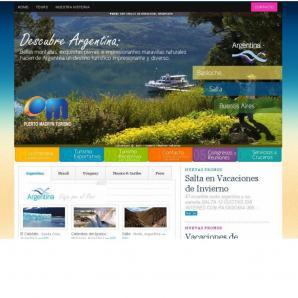 <p>Puerto Madryn Turismo / Diseño Web / Posicionamiento<p>