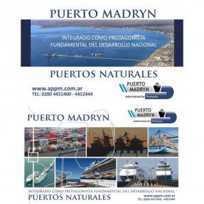 <p>Gráfica Administración Portuaria de Puerto Madryn<p>