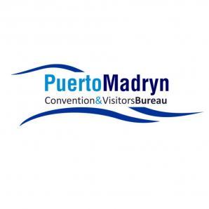 <p>Puerto Madryn Bureau - Diseño y desarrollo de logotipo<p>